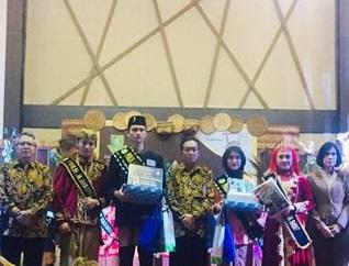 Mahasiswa IMWI Menjadi Pemenang Pasanggiri Wanoja Jajaka Kota Sukabumi tahun 2018.